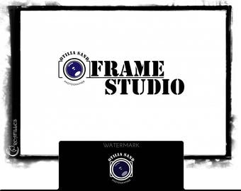 Logo Design, Photography Logo, Custom logo, Custom Logo Design, Premade logo, Business Logo, Watercolor logo, Creative logo, Otilia Sand