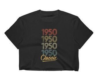 1950 Classic Women's Crop Top