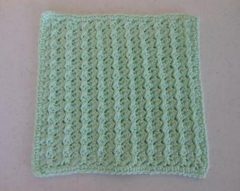 100% Cotton Crochet Dishcloth