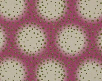 CLOTHWORKS PHOTOCHROMIC PETAL purple PATCHWORK fabric