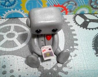 Gaming boy Robot