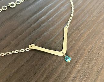 Very Minimal Necklace