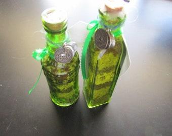 Prosperity Spell Bottle Spell in a Jar