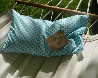 Organic buckwheat hypoallergenic pillow