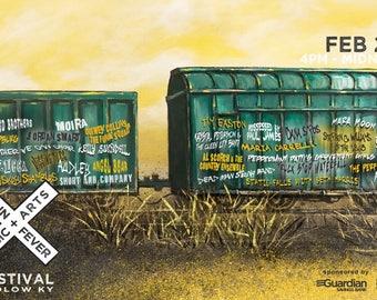 Cabin Fever Music + Art Festival