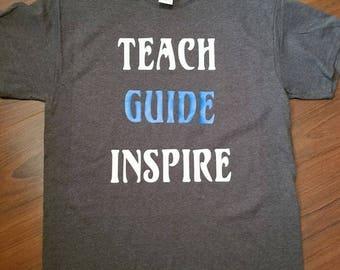 Teach guide Inspire