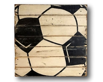 Soccer decor | Etsy