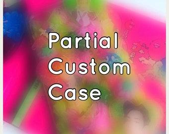 Partial Custom Decoden Case