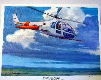 Lockheed Pratt Whitney Rigid Rotor Helicopter XH 51A  272mph
