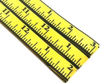 Pattern Magnet - Chart Keeper Magnetic Bookmark - Gauge Checker (Yellow)
