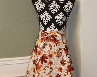 Fall Skirt Apron