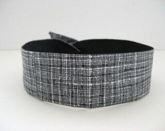 Twist Tie Headband Twist on Headband Reversible Headband Cotton Headband Flexible Headband Hair Accessory Yoga Headband Boho Headband