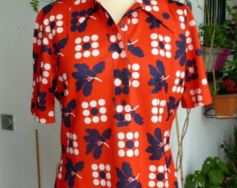 60'S VINTAGE TOP (new with tag)
