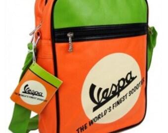 """Vespa shoulder bag/Vespa shouderbag """"the world's finest scooter"""""""