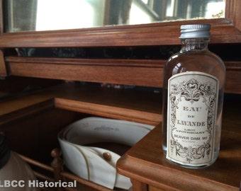 Civil War  Victorian- Eau De Toilette- Lavender Water