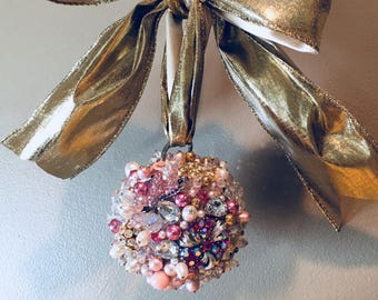 Made-to-order Jeweled Ornament