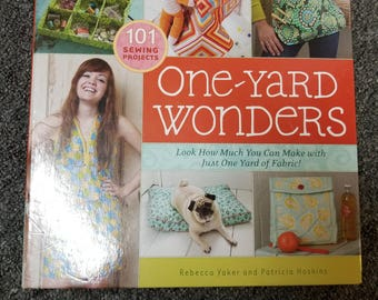 One-Yard Wonders 101 Sewing Projects