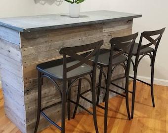 Home Bar - Rustic Reclaimed Barn Wood