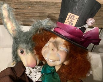 The Mad Hatter and the March Hare