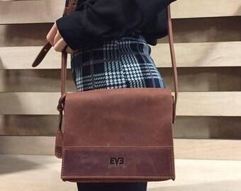 Crossbody bags, Leather crossbody bag, Leather satchel, Messenger bag, Leather crossbody, Leather messenger, Leather purse Leather women bag