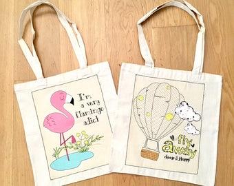 Shopper → Flamingo