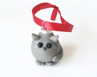 Super Mini Cat Ornament