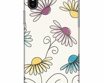 Floral iphone X mobile Covers