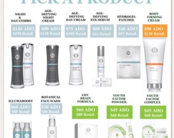 Sale: Nerium Customer Cards