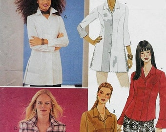 ON SALE Misses Cropped Jackets Retro Swing Unlined Sewing Pattern Simplicity 3627 Plus and Regular Size 14-22 Bust 36-44 UNCUT