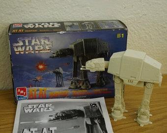 Star Wars AT-AT Snapfast Model
