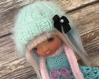 Knitted Beanie for Irrealdoll