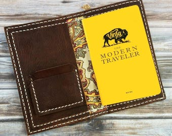 Field notes cover wallet