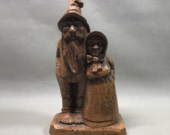 Hillbilly Couple by Engler Woodcrafters
