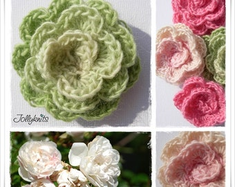 Crochet Pattern Rosies