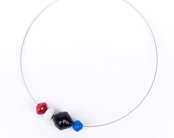 Kitalpha necklace - multicolored