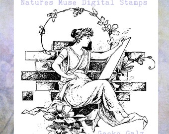 Natures Muse Digital Stamp Set