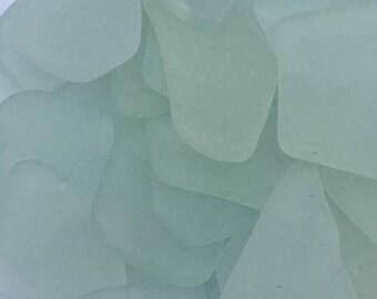 Sea Glass Bulk, Sea Foam Sea Glass, Seafoam, Blue Sea Glass, Beach Glass Bulk, Maine Sea Glass, Genuine Sea Glass, Aqua Sea Glass