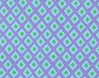 Michael Miller Origami Oasis Spot Lavender - DC6406 - PRE-WASHED