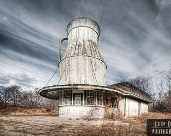 The Milk Jug - Abandoned RI - Urbex, Urban Decay Photography