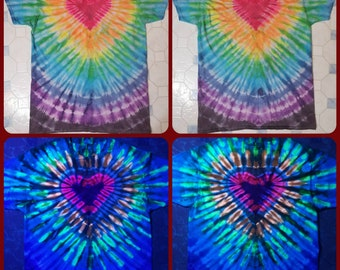 Heartthrob- XL Tie Dye