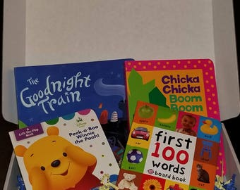 Board Book Boxes