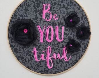 Be YOU tiful 12""
