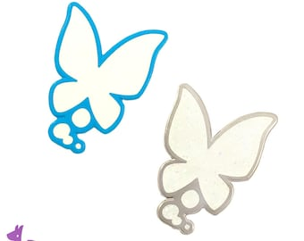 Thought Butterfly Pins