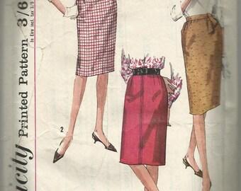 Vintage Sewing Pattern. Simplicity 5121