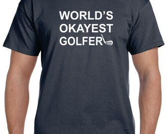 Fathers Day Golf Gifts For Men Gifts For Golfers Golf Tees Fathers Day Gift Gifts For Dad Husband Gift Brothers Gift Mens Gift Golf Shirt.