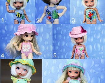 Swimmsuit set for Pukifee/ Lati Yellow (1/8)