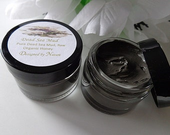 Dead Sea Mud Mask with Honey