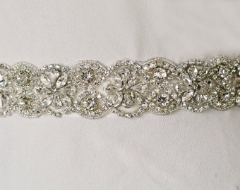 "Jaxie ""Natalie"" Bridal Belt"