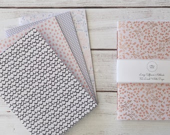 Periwinkle Softcover Notebook Travel Notebook Journal Notebook Stationery Hand Bound 32 Lined White Pages *** Sold Individually ***