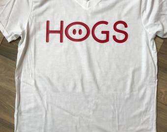 Hogs Razorback Shirt